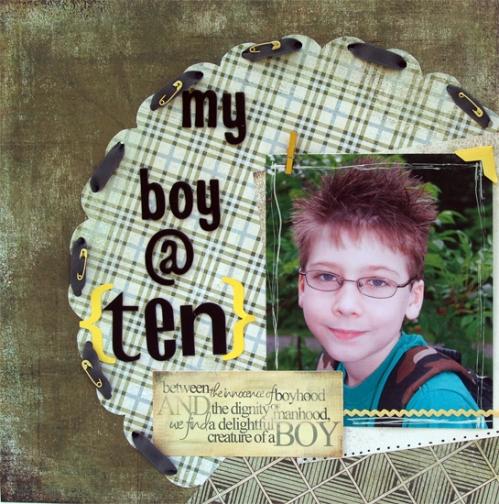 myboy@ten